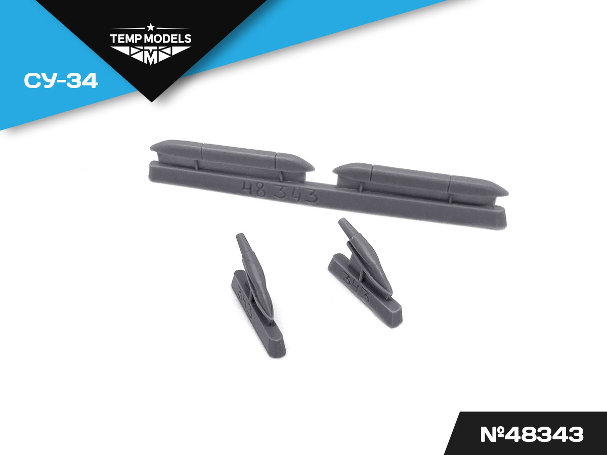 Correction set for Su-34 Hobby Boss